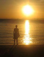Sunset Thaliand