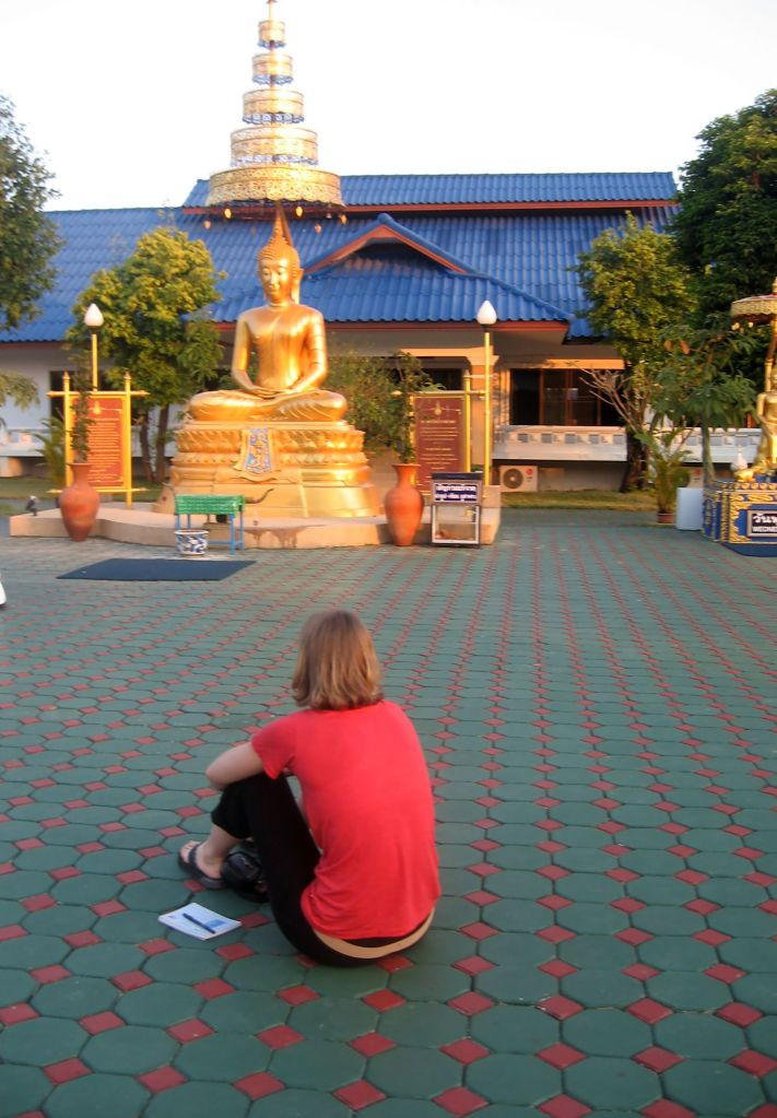 6 Lessons from a Thai Monk + controlling the Monkey Mind